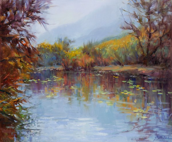 California Art Club Unveil 'saving Paradise ' Exhibition Of Landscape Paintings