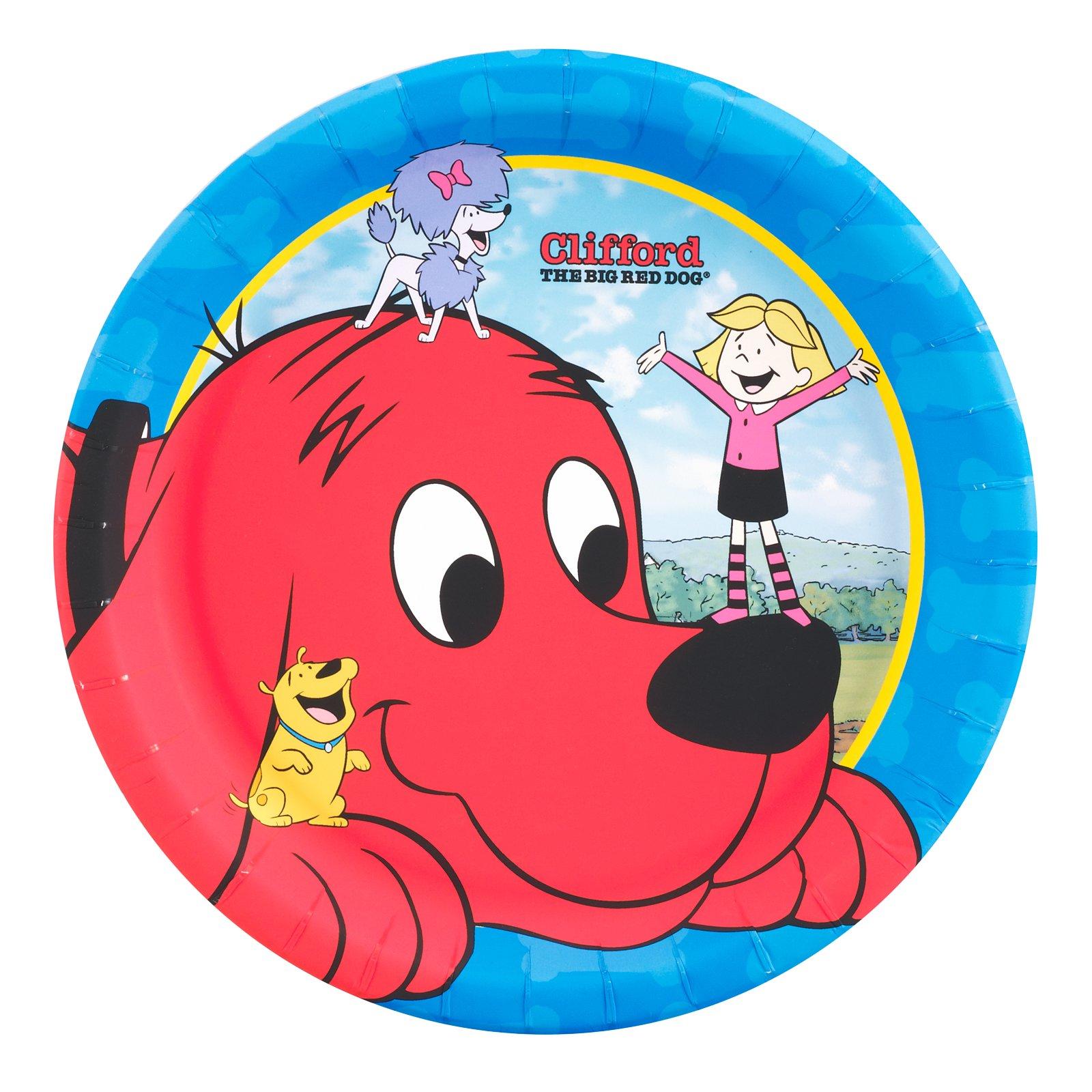 Birthdayexpress Brings Clifford The Big Red Dog R To