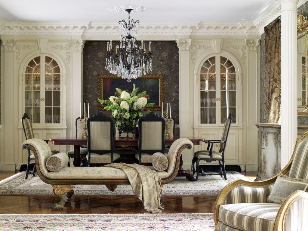 Boston Interior Design Firm Wilson Kelsey Design Celebrated for Award Winning Old Worldstyled