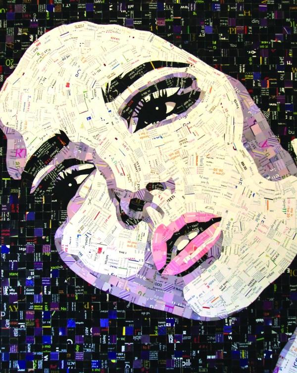 Fine Art Portraits Mosaic