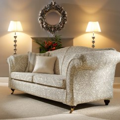 Striped Fabric Sofas Uk Overnight Sofa Reviews Plumbs Re-launch 'bespoke' Collection With New Stain ...