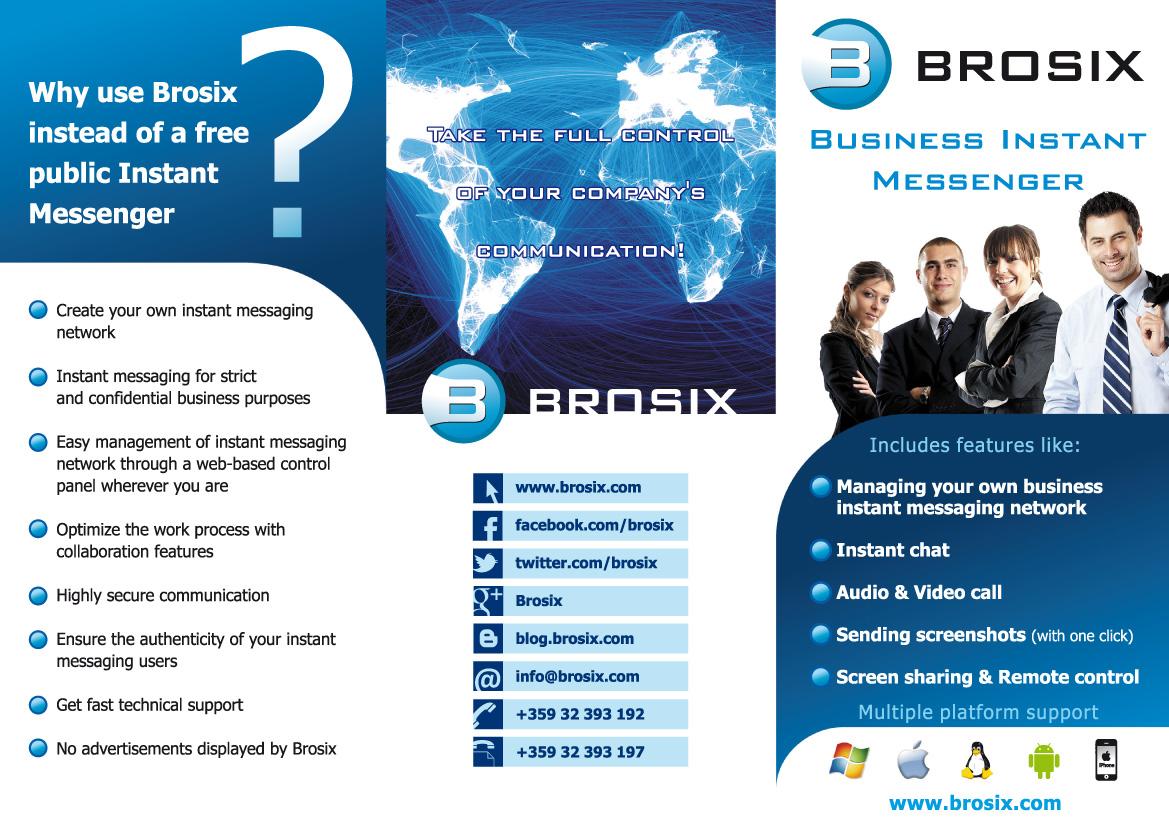 Brochure Swipe File - Profit Fuzion Marketing