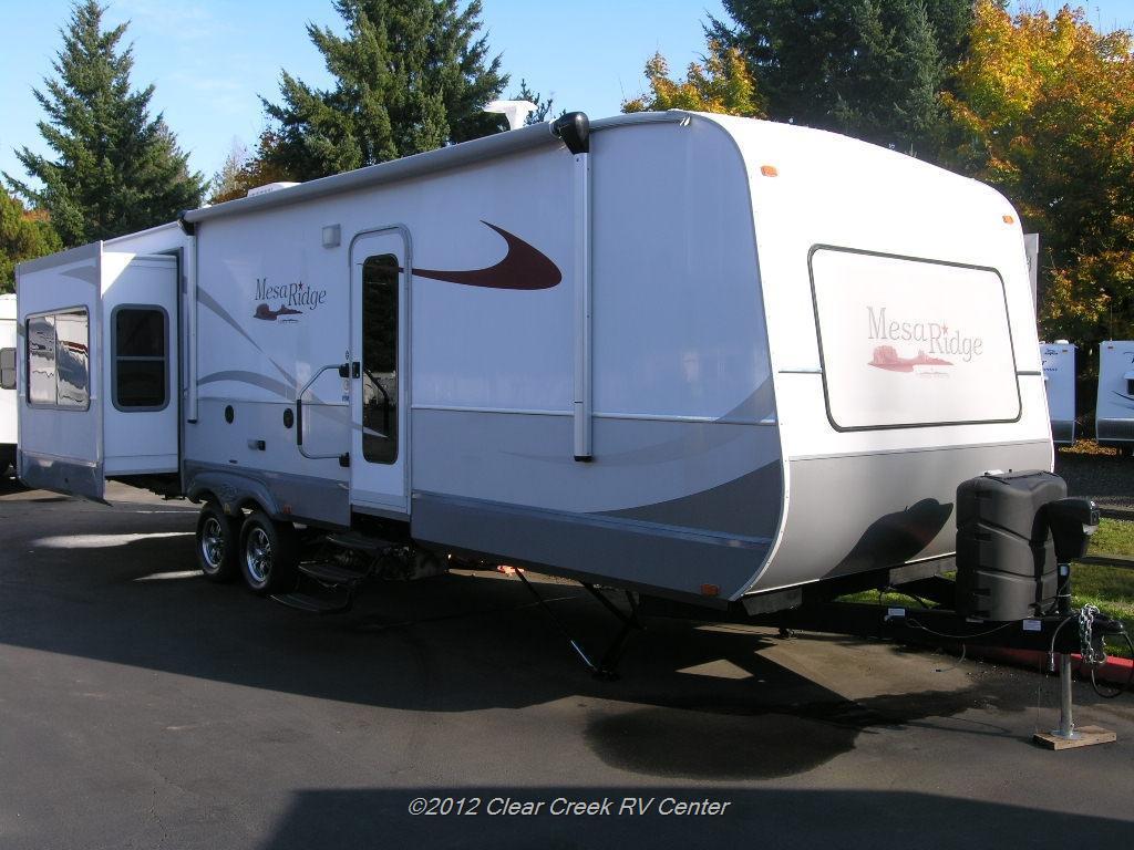 Clear Creek RV Center is Exclusive Western Washington