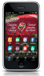 Canadian Tulip Festival iPhone App