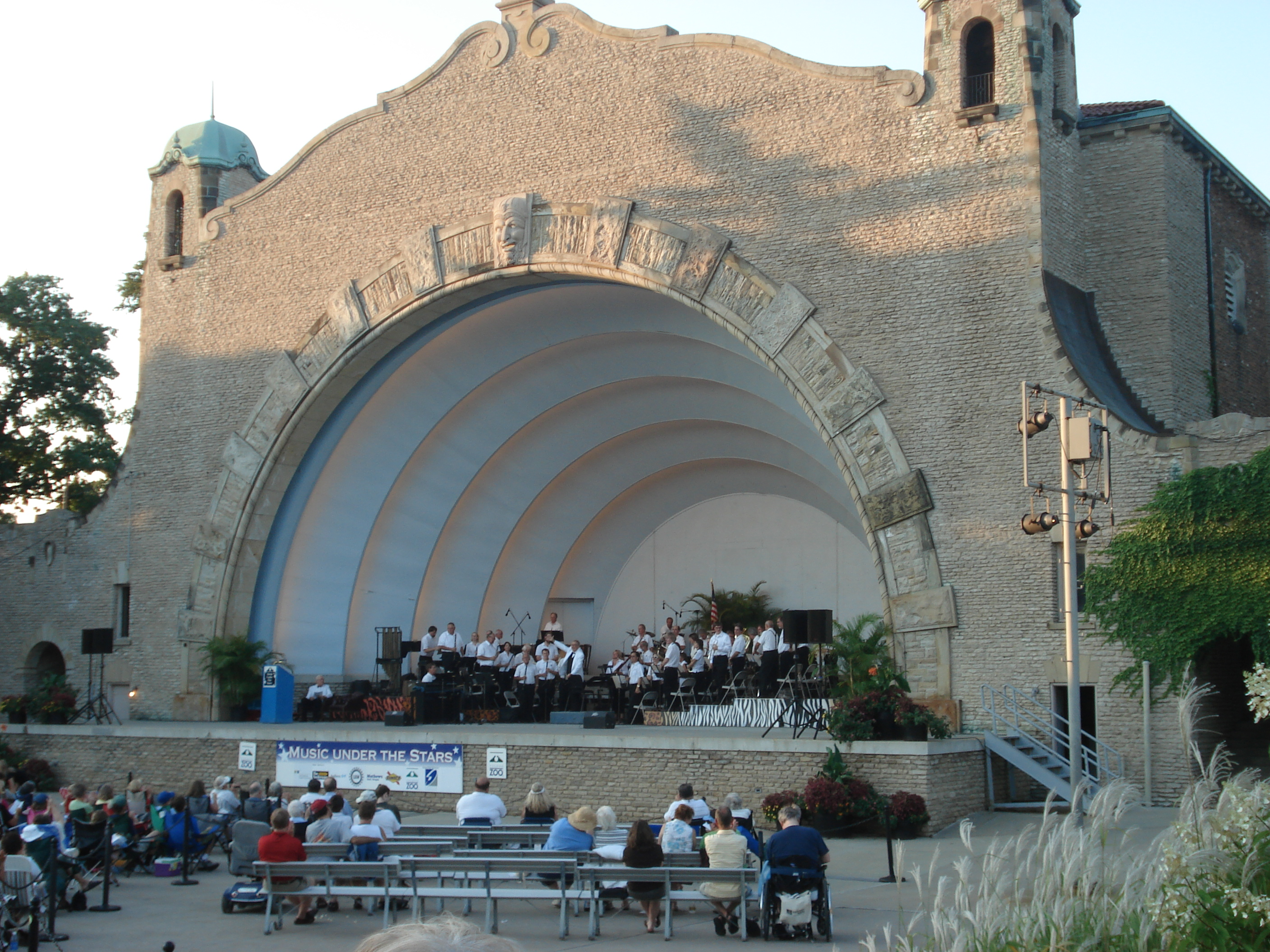Music Under the Stars Returns to the Toledo Zoo in July