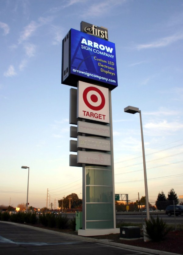 Arrow Signs Wins Isa 2012 Led Sign Design Competition