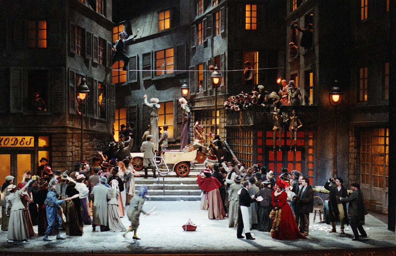 Experience Opera and Ballet on the Big Screen Enzians
