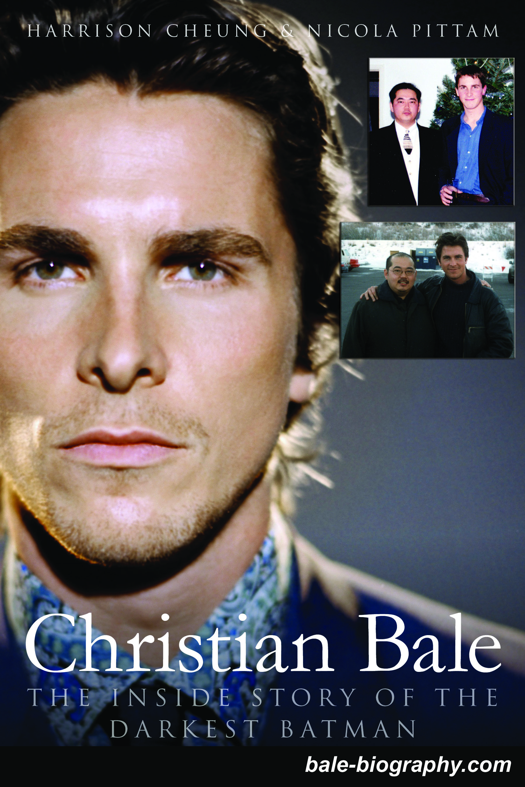 Christian Bale Book Named Winner Best Biography 2013 Indie Excellence Book Awards