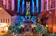 Christmas at Gaylord Opryland Hotel