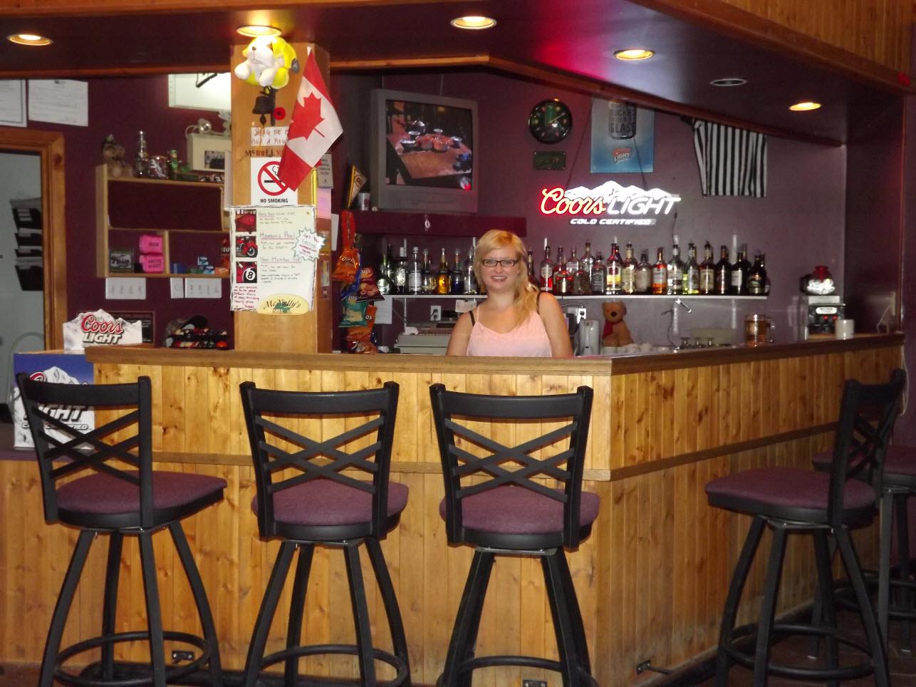 Restaurant Furniture Canada Helps McNallys Billiards in
