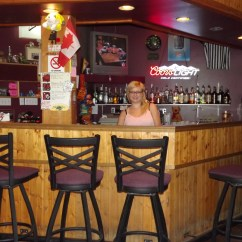 Restaurant Dining Chairs Canada Hanging Chair Macrame Furniture Helps Mcnallys Billiards In