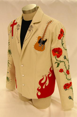 Gram Parsons Nudie Suit A Rendition Of The Original By