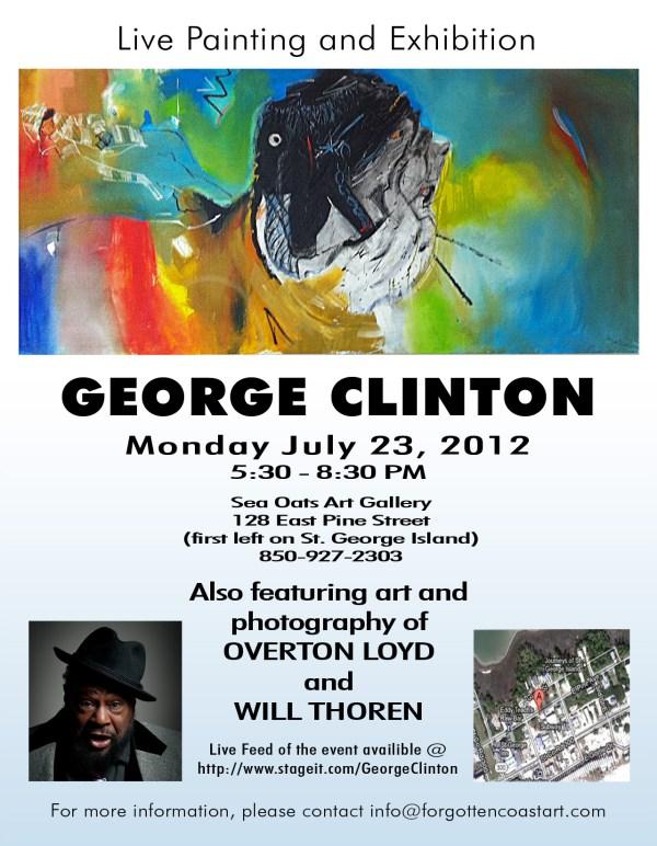 Funk Music Legend Dr. George Clinton Celebrates 71st