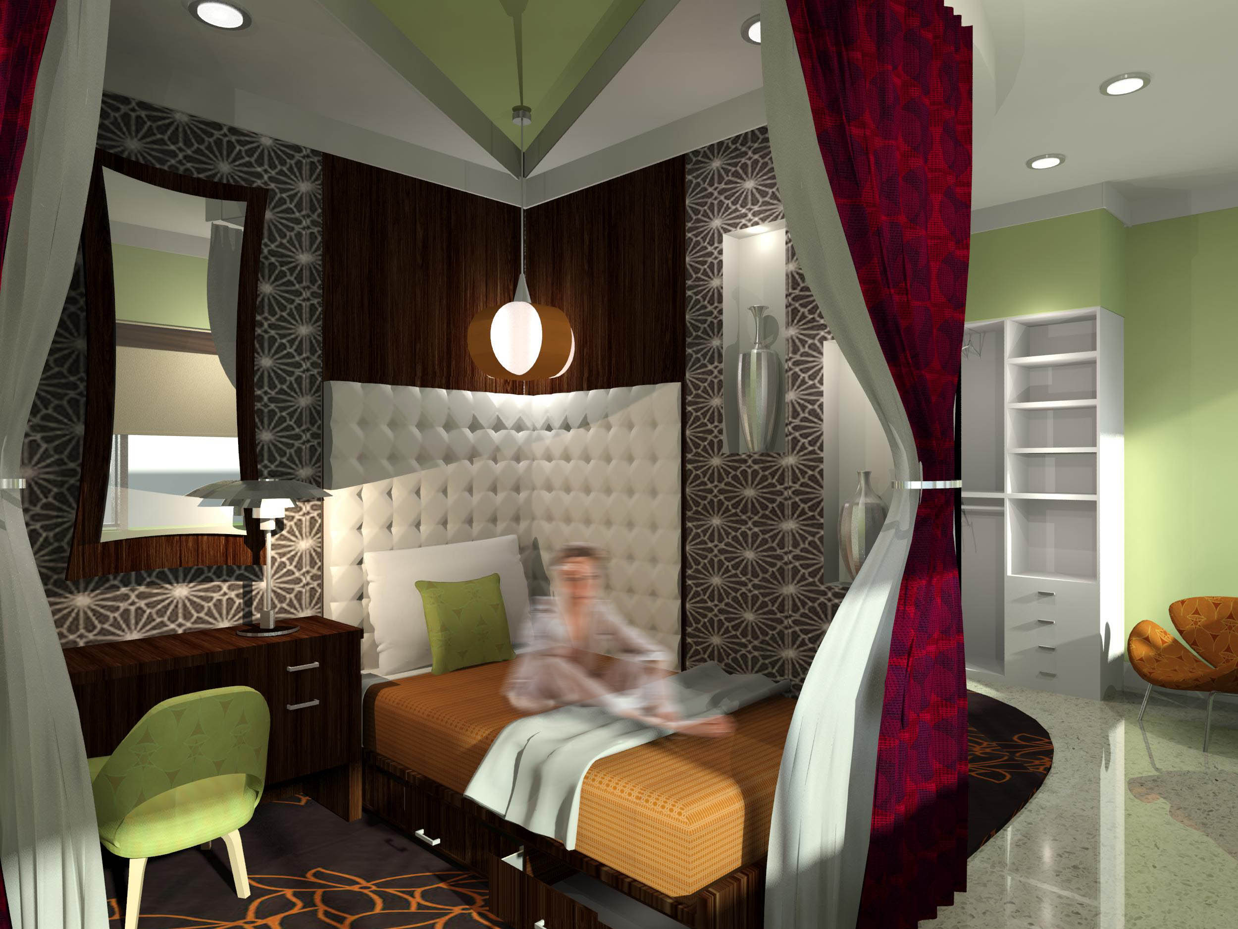 Two Ringling College Interior Design Students Win 2012 Donghia Scholarships