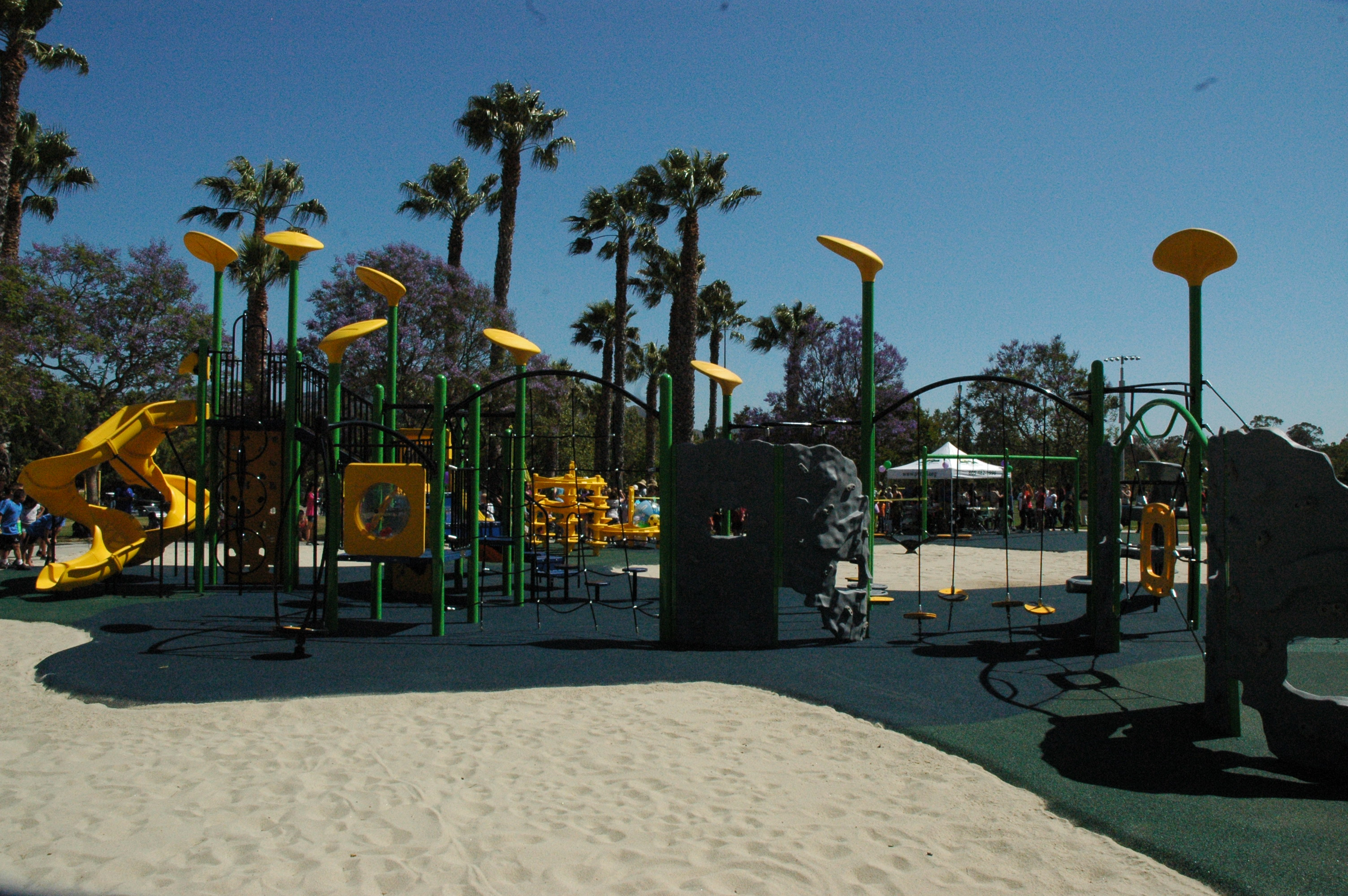 Los Angeles Commercial Playground Equipment Company Sun