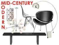 Euro Style Lighting Names Mid-Century Modern the Design ...