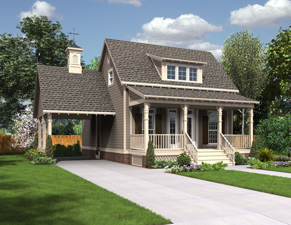 Demand For Small House Plans Under 2,000 Sq. Ft. Continues