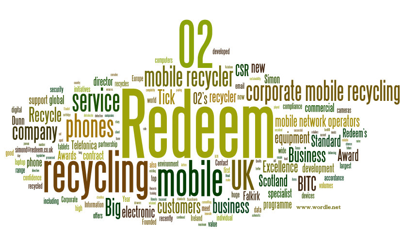Uk Mobile Recycler Redeem Boosted By New O2 Recycling Contract