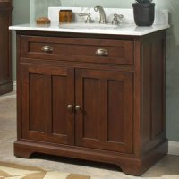 Solid Wood Bathroom Vanities Guide is introduced by ...