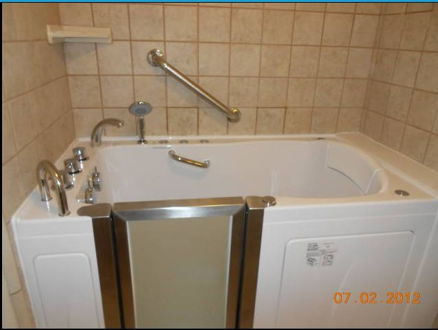 The Department of Veterans Affairs Awarded Comfort Walk in Tubs a HISA Grant Contract in the