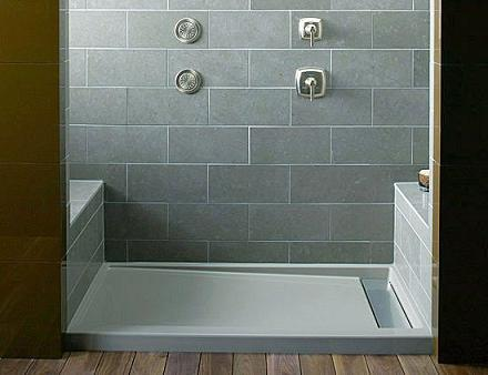 A Guide to Shower Floors and Receptors is Introduced by