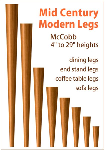 Tablelegscom Triples Output of MidCentury Modern Legs
