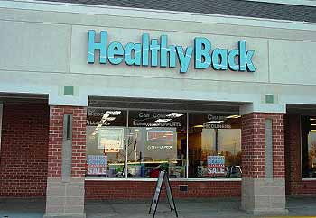 Healthy Back Store Celebrates Grand ReOpening of Fairfax