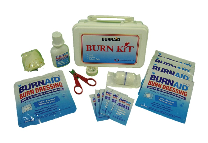 Hospitality Industry Consulting Firm Provides Burn Kits to