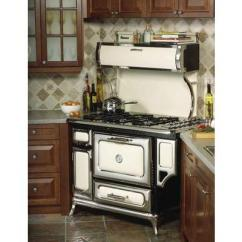 Vintage Kitchen Stoves Island With Marble Top Homethangs Com Offers Major Rebates On Heartland Inspired Stove From Classic Collection
