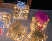 Crafters Create Holiday Decorations and Gifts Using
