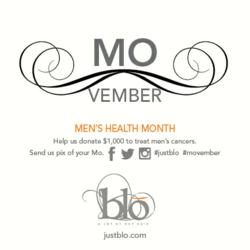 Blo Promoting Men's Health Throughout