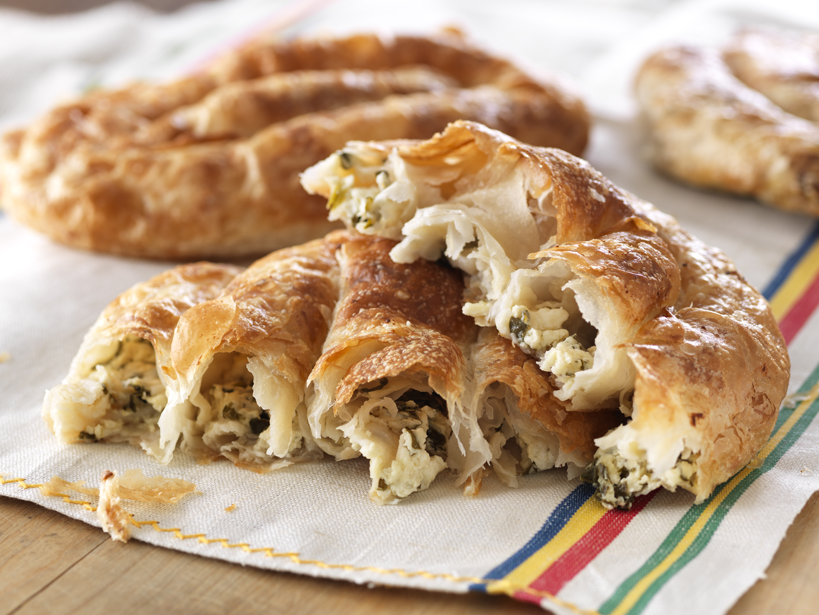 1 Burek Day at City Fresh Market in Chicago Thursday