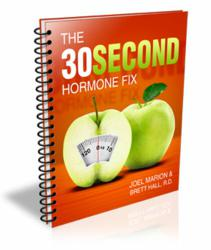 how to lose love handles with 30 second hormone fix