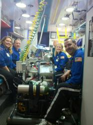 SixDayOld is First ECMO Transport in Region