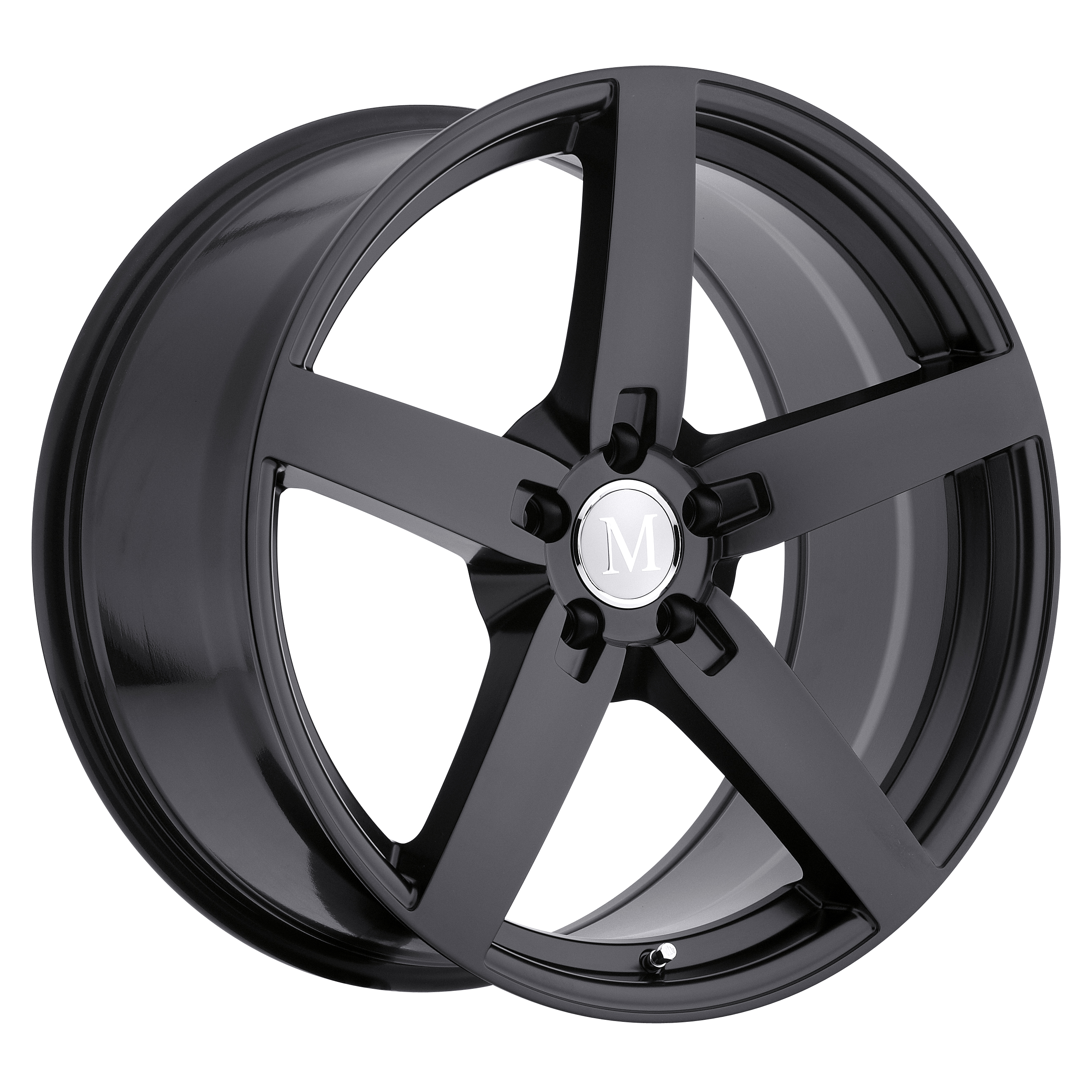 Muscle car wheels rims - photo#37