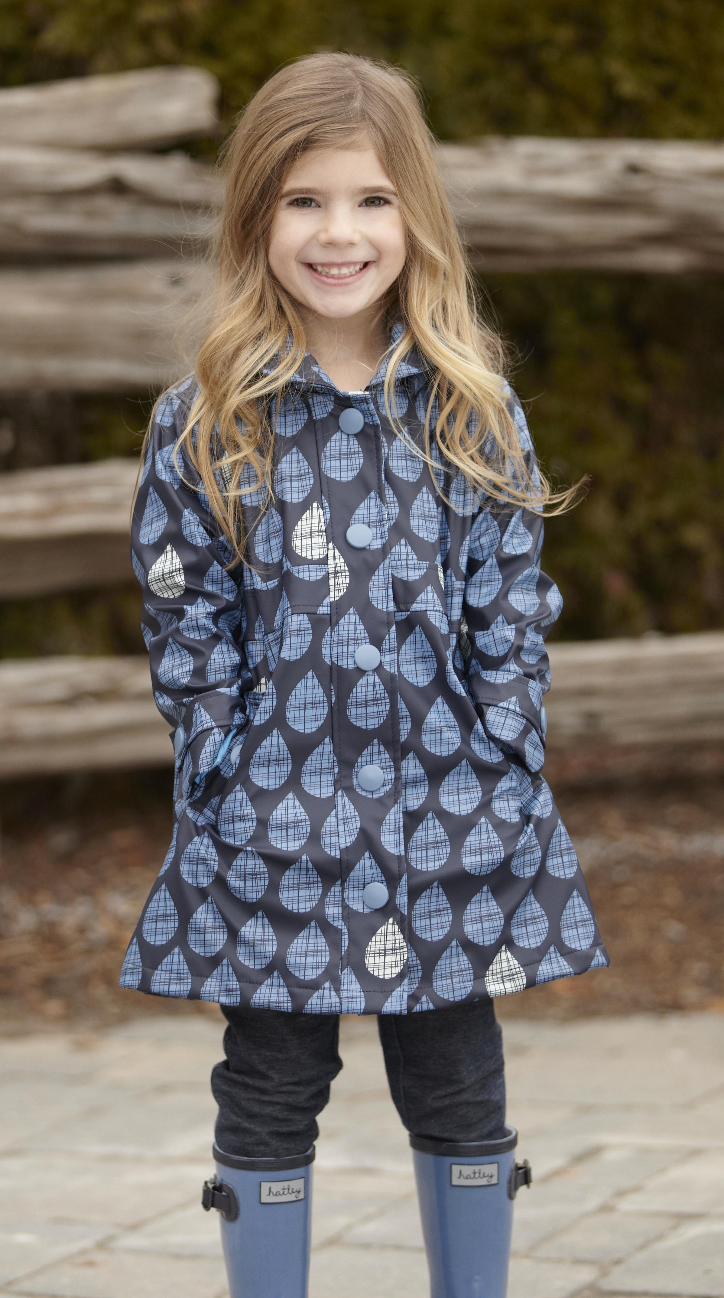 Wellies and Worms Launch Hatley Splash Coat Promotion