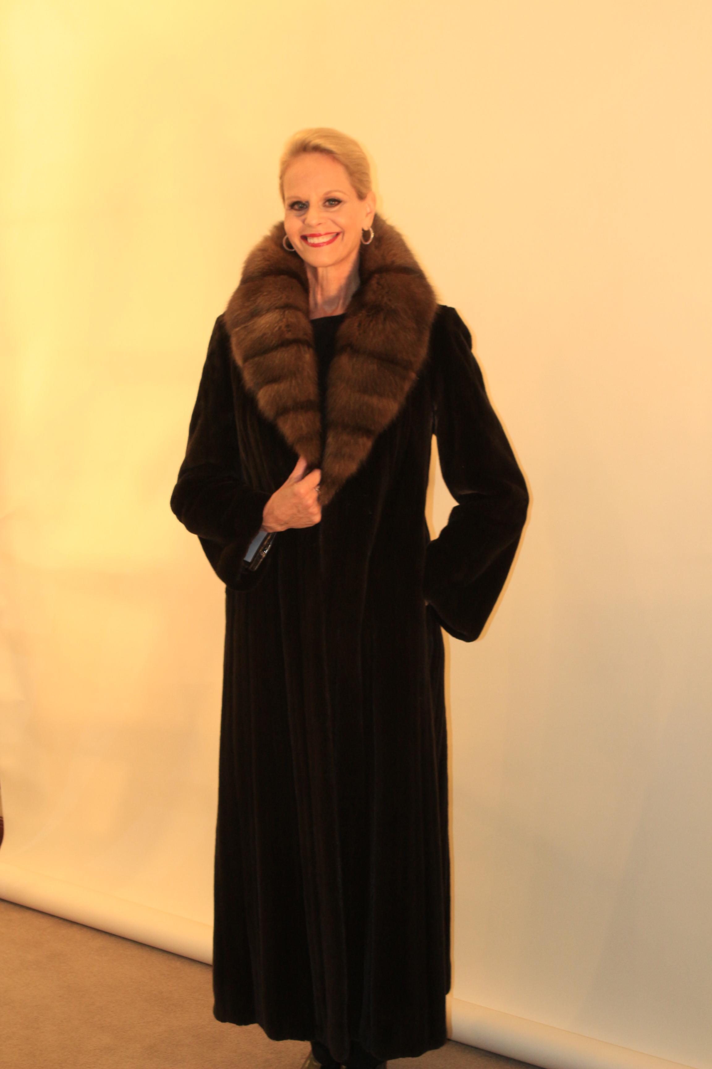 Designer Fur Collection of Legendary Wilshire Boulevard