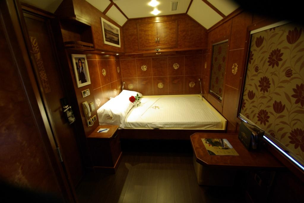 The Luxury Train Club Believes That Romance Is Not Just