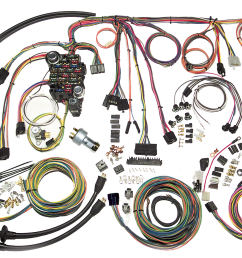american autowire classic series harness for 1957 chevy [ 1792 x 1200 Pixel ]