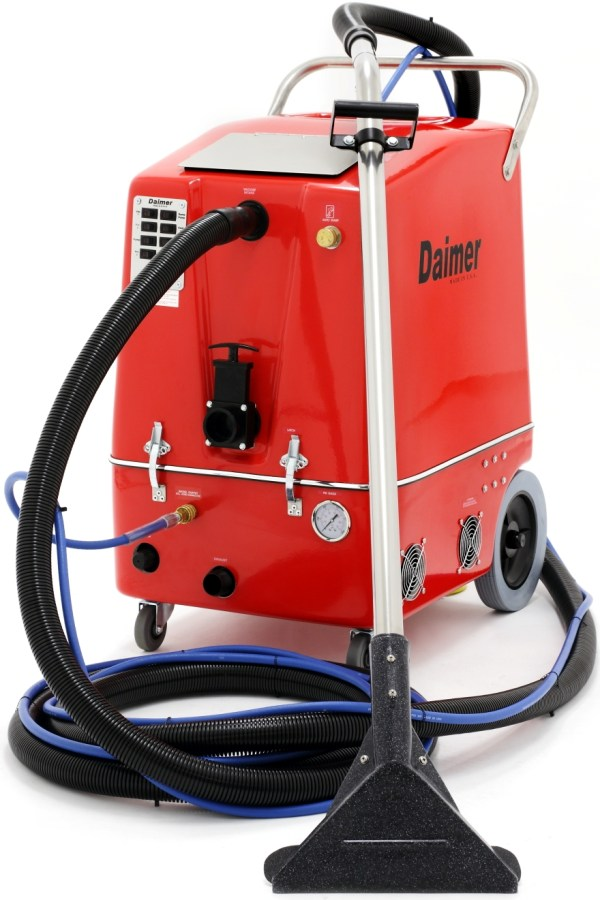 Daimer Offers Advanced Carpet Cleaners With