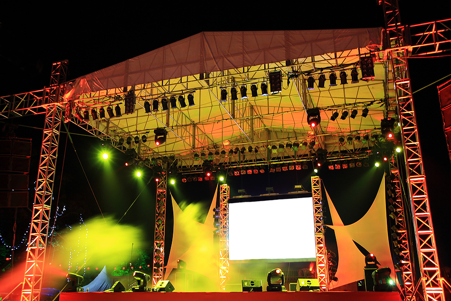 For the 2013 Event Production Season Master Sound