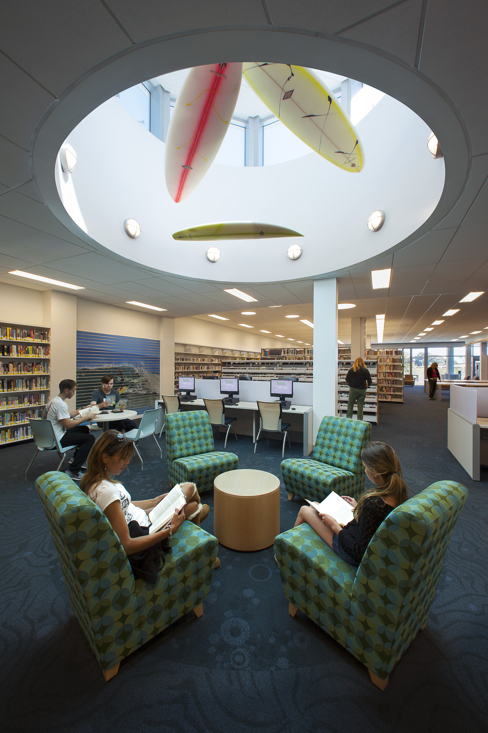 Malibu Library Featured in Library Journals Top