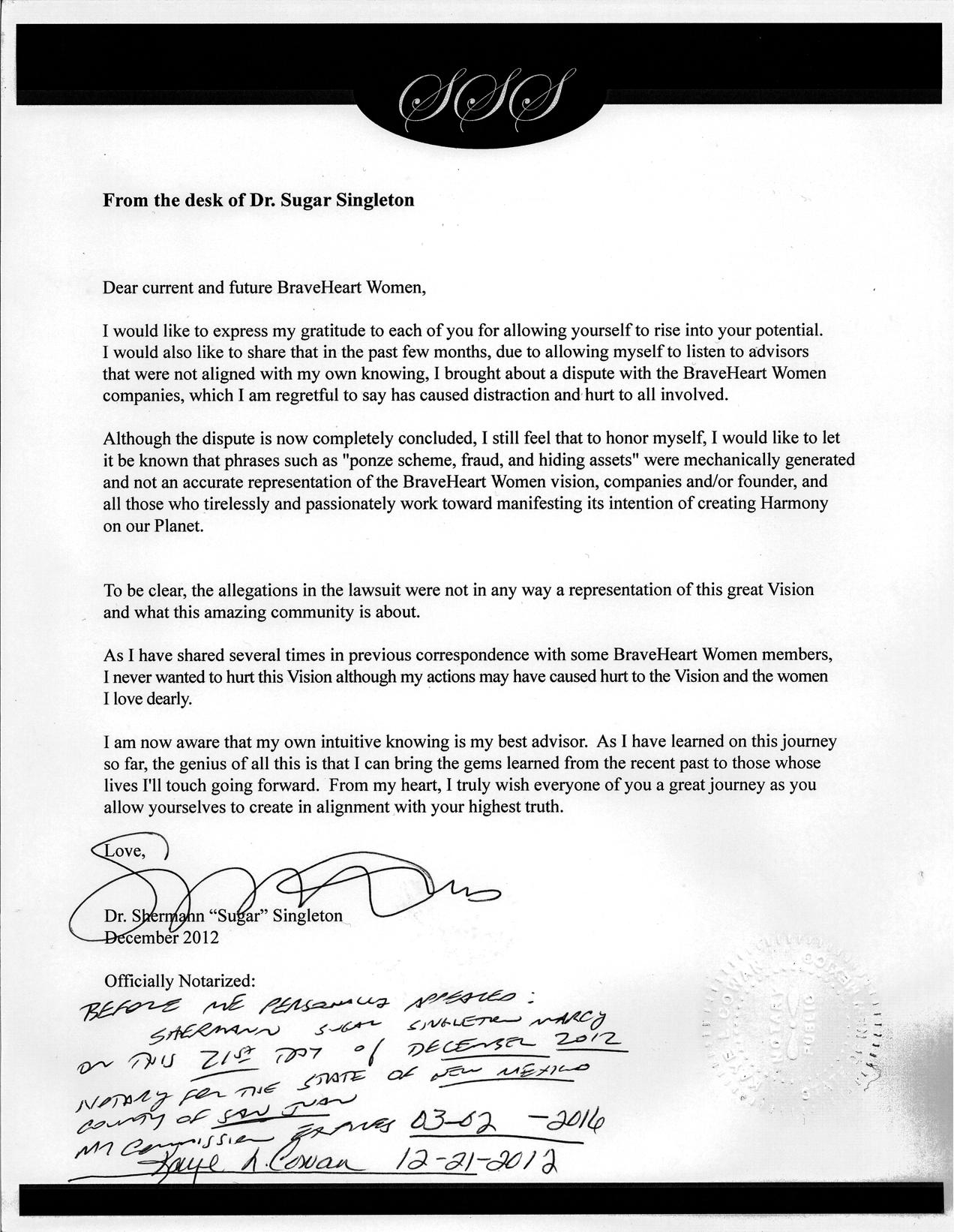 Work Apology Letter - Sample Ideas