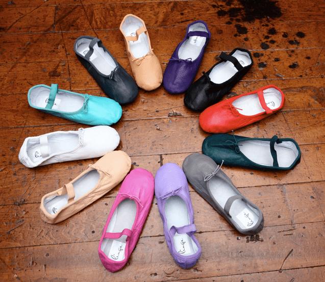 Linge Shoes Announces New Colored Ballet Shoes as the