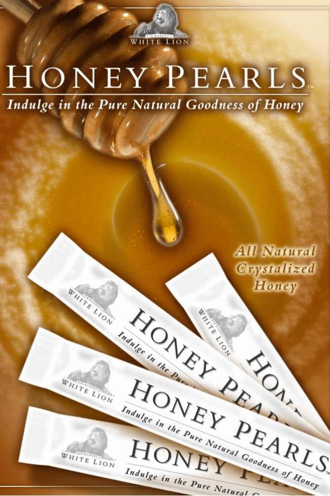 White Lion Tea Announces New Honey Pearl Packages