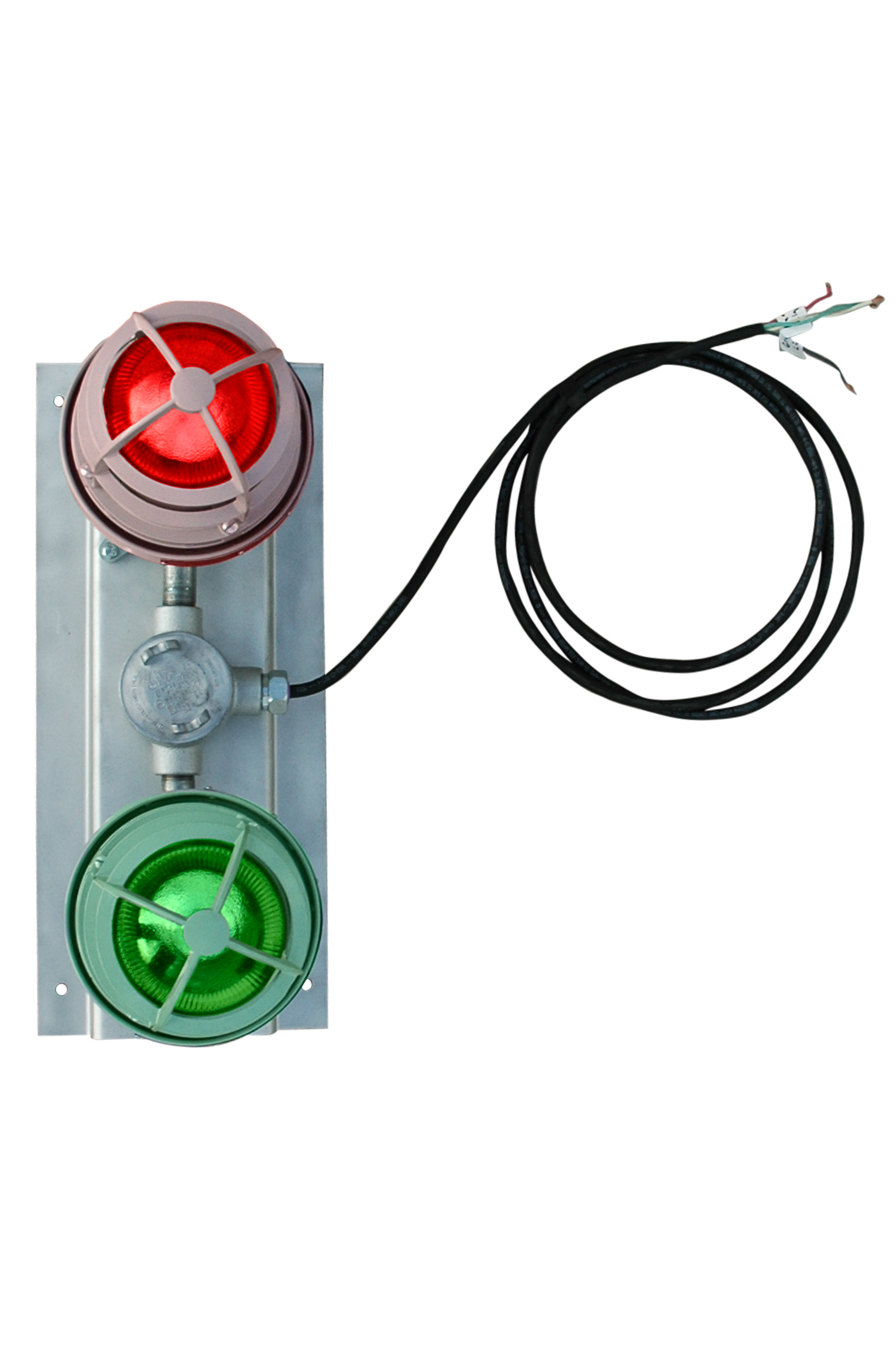 Larson Electronics Releases Explosion Proof Red And Green