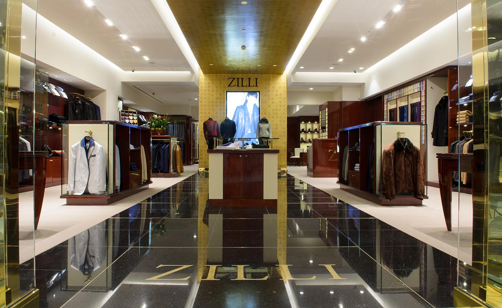Streetsense Designs Second US Store For Luxury Mens