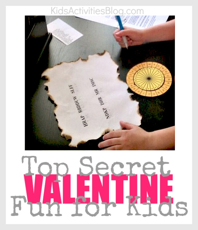 Cool Spy Valentines Day Code Ideas And Simple Valentines