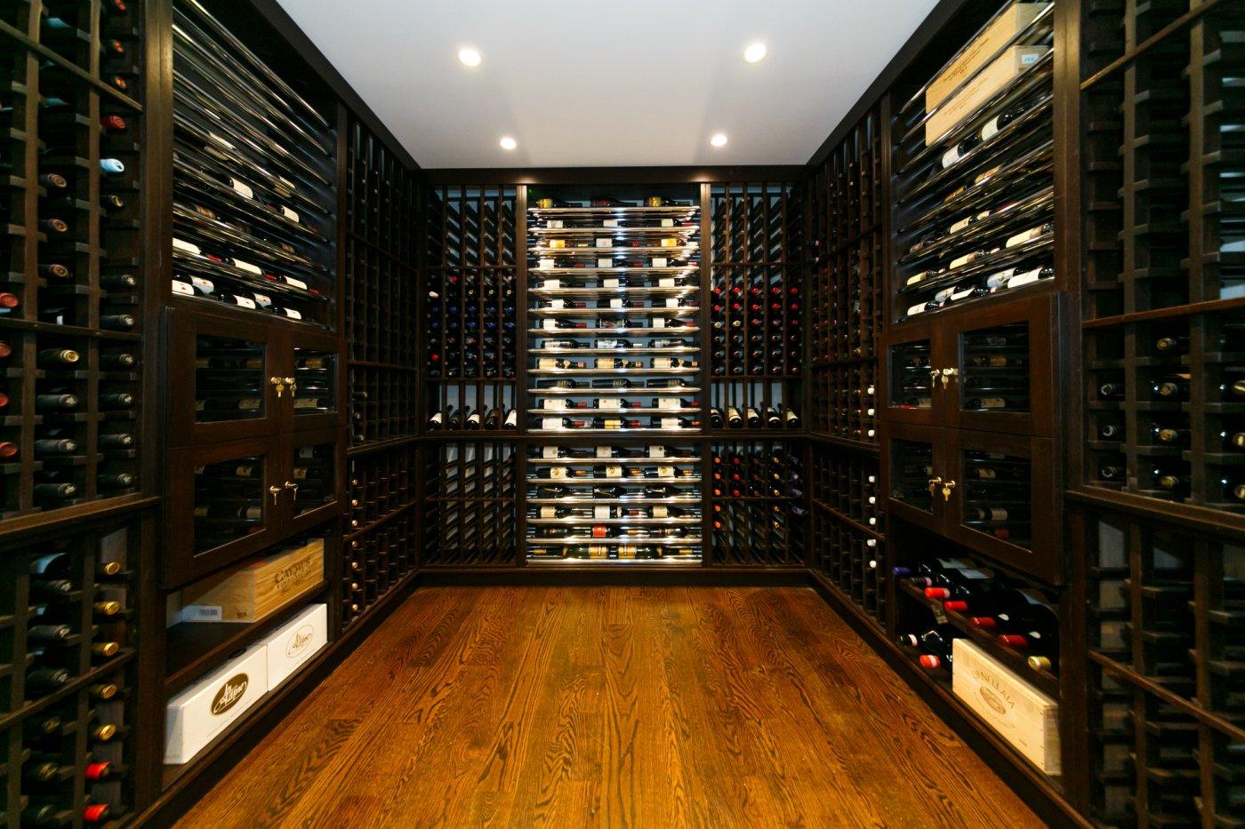 Joseph  Curtis Custom Wine Cellars of North Plainfield