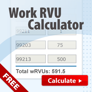 AAPC Launches Free RVU Calculator